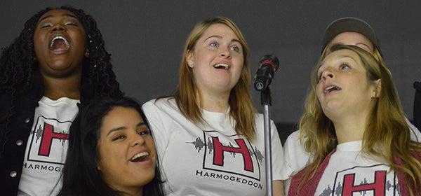 Karaoke Performance | Providence Bruins