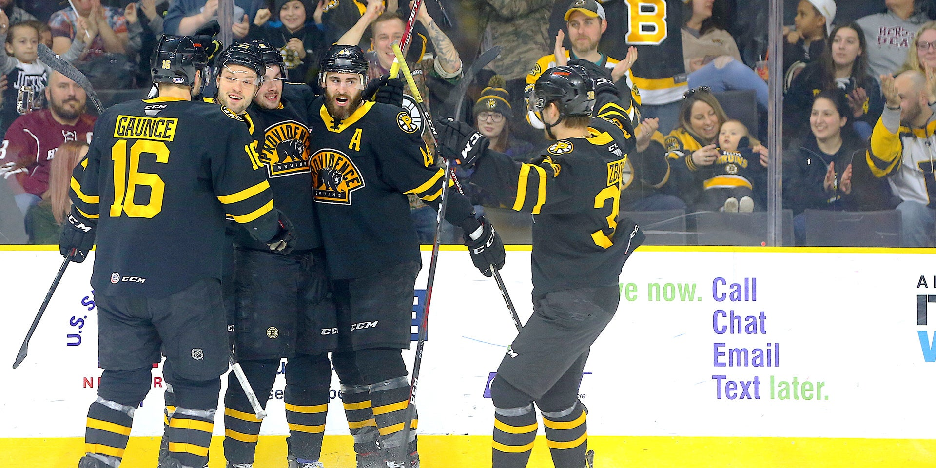P-Bruins Tie Franchise Record, Beat Hershey 3-2 SO