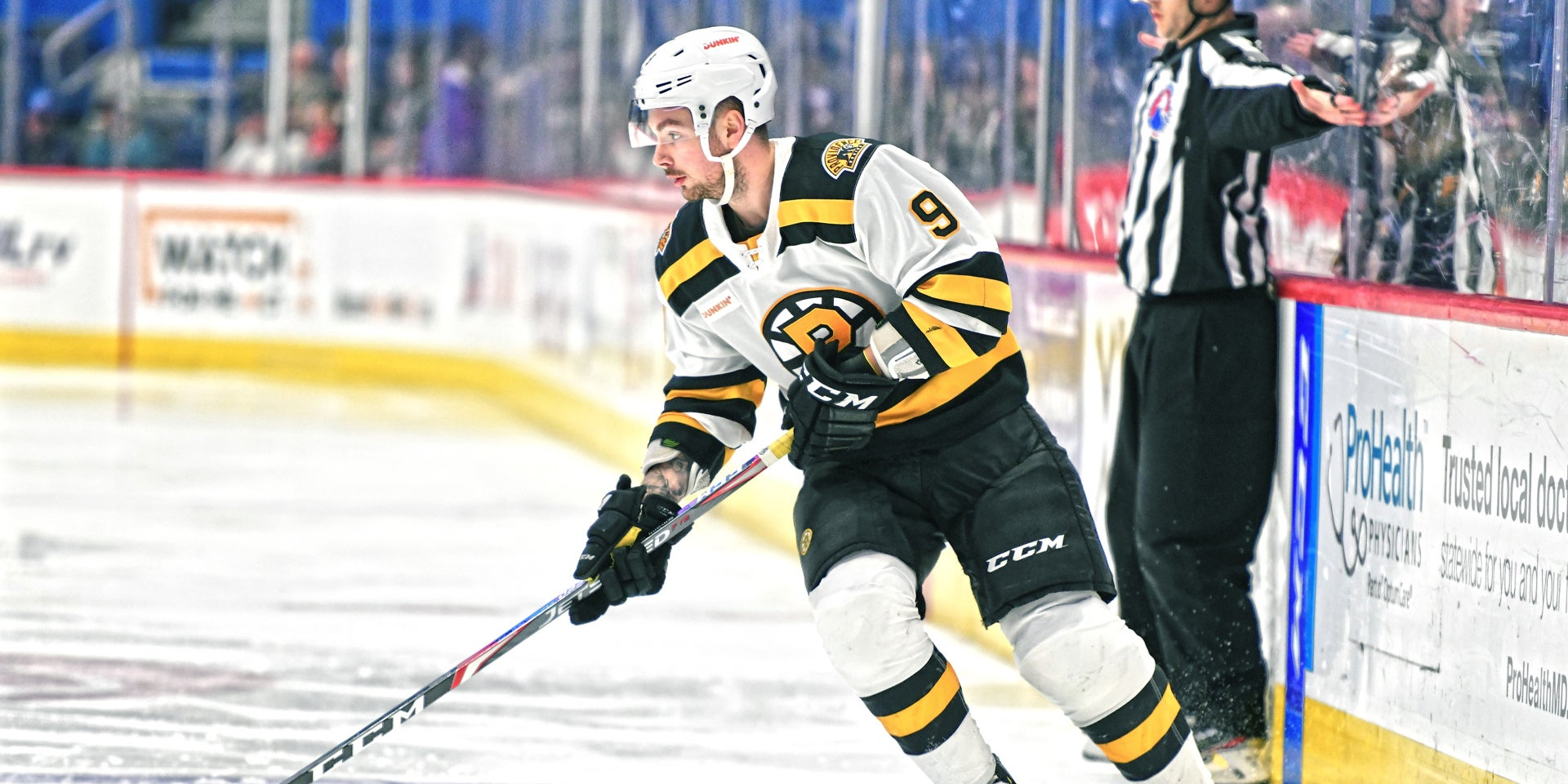 P-Bruins Set Franchise Record, win 12th straight