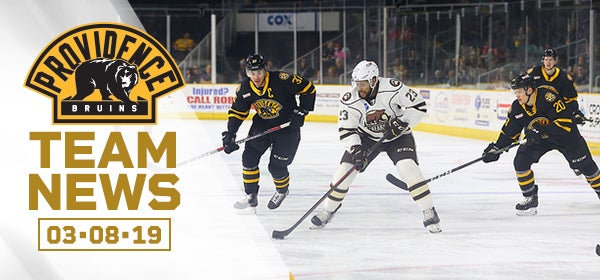 P-BRUINS DEFEAT BEARS 3-2 IN OT SHOOTOUT | Providence Bruins