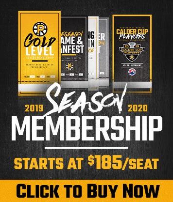 8e0b37e1f 2019-20 Season Memberships starting at  185 seat