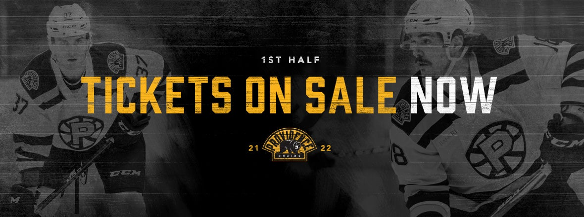 1st Half Tickets Are On Sale Now!